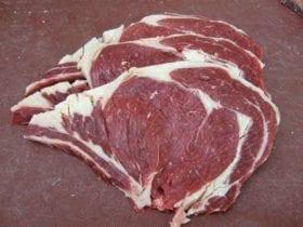 L'entrecôte n'est pas, comme son nom l'indique, un morceau de viande situé entre les côtes